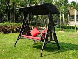 Swing Chairs For Patio Rattan Garden Swing Egg Chair Outdoor Furniture Rattan Garden
