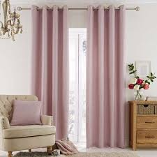 Pink Velvet Curtains Plain Pink Eyelet Curtains Functionalities Net