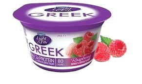 dannon light and fit nutrition dannon light and fit nutrition light fit yogurt protein grams