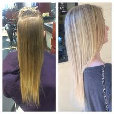 blonde highlights all over paul mitchell purple shampoo for