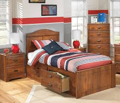 bedroom wonderful kids twin bed with storage size captains