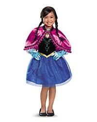 Elsa Halloween Costumes Frozen Costumes Anna Olaf U0026 Elsa Halloween Costumes