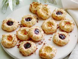 Barefoot Contessa Parties Recipes Jam Thumbprint Cookies Recipe Jam Thumbprint Cookies