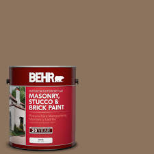 Painting Masonry Exterior - masonry brick u0026 stucco paint exterior paint the home depot