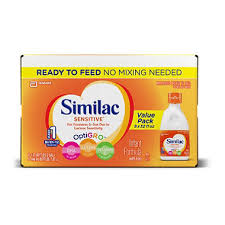 Where To Buy Similac Total Comfort Similac Sensitive Ready To Feed Infant Formula With Iron 32 Oz