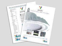 Lighting Catalog Downloads Venture Lighting