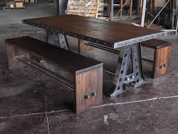 a frame dining table u2013 vintage industrial furniture