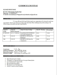 resume format free download for freshers pdf resume format for freshers mechanical en trend resume format for