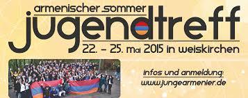 Heiligenhof Bad Kissingen Junge Armenier Mitteilungen Jugendorganisation Junge Armenier
