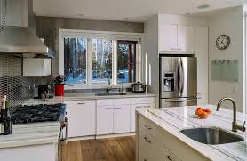 kitchen ideas with white cabinets and stainless steel appliances 55 gorgeous kitchens with stainless steel appliances photos