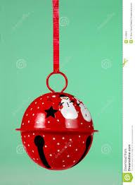 jingle bell ornament stock image image 1146951