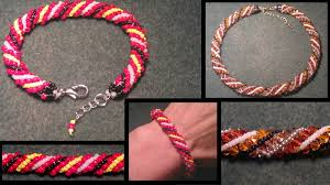 beading bracelet tutorials images Beading4perfectionists russian spiral seedbead bracelet jpg