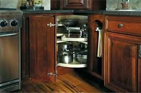 lazy susan cabinet hinge lazy susan cabinet size wonderful lazy cabinet kitchen with wooden