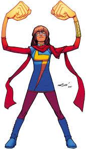 Ms Marvel Halloween Costume Ms Marvel Kamala Khan Marvel Comics Character Profile 1