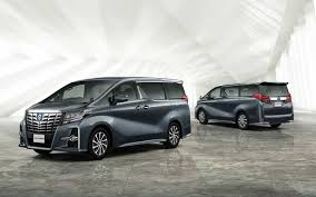 toyota new model car new 2017 toyota alphard hybrid specs improvements car models