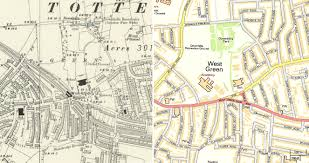 Google Maps England by Victorian London In Incredible Detail Mapping London