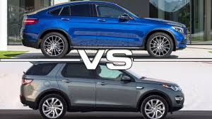 comparativa audi q5 lexus nx mercedes glc coupe vs land rover discovery sport road test youtube