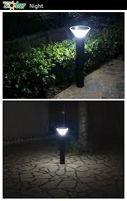 Solar Powered Bollard Lights - solar lights outdoor dutchglow org