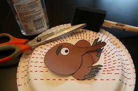 Dltk Thanksgiving Crafts Paper Plate Echidna