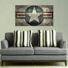 Flag By Us Air Force Roundel Star Wall Decal Flag By Bruce Stanfield My