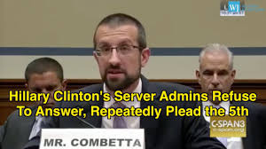 hillary clinton u0027s server admins refuse to answer repeatedly plead