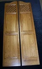 Interior Cafe Doors Carved Saloon Doors If I Had A Cabin Pinterest Doors