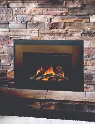 gas fireplace insert binhminh decoration