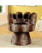 Leopard Print Accent Chair Exclusive Leopard Accent Chairs Deals