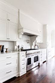 french kitchen backsplash white french kitchen hood with corbels and white marble slab