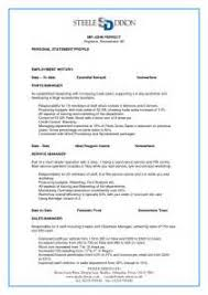 The Perfect Resume Example by How Make The Perfect Resume And Cover Letter How Make The Perfect