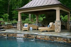 pool house maryland md custom design pool house installation va