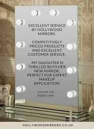 Wall Vanity Mirror With Lights Best 25 Hollywood Mirror With Lights Ideas Only On Pinterest