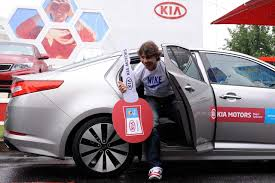 Kia Open Rafaholics The Open Drive W Rafa Nadal