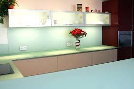 meuble vitré cuisine meuble de cuisine en verre cuisine armony modale sigma sans poignace