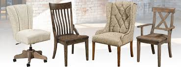 Styles Of Wooden Chairs Strong Sturdy Hand Crafted Amish Made Furniture