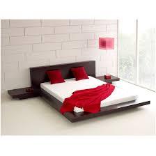 bedroom modern platform bed full size cado modern furniture bedroom modern platform