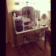 Unfinished Makeup Vanity Table Awesome Pier One Vanity Table With 92 Best Makeup Vanity Images On
