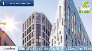 m by montcalm shoreditch london tech city london hotels uk