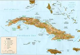 Map Of Florida And Georgia by Georgia College Connections Dr Stephanie Opperman In Cuba