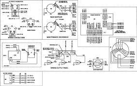 three phase generator wiring diagram single phase ac generator