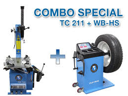 Motorcycle Tire Changer And Balancer Combo Specials Gses