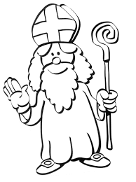 saint nicolas 6 saint nicolas coloring pages coloring for kids