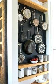 kitchen pan storage ideas kitchen pan storage ideas pan kitchen pot pan storage ideas