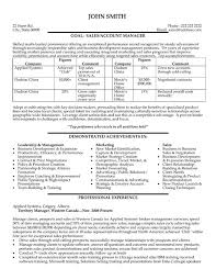 Updated Resume Samples by Marketing Resume Format Updated Resume Format For Sales And