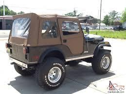 jeep 1980 cj5 jeep cj5 golden eagle