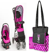 Disney Umbrella Stroller With Canopy by Baby Infant Stroller Travel System Baby Bundle With Diaper Bag Ebay