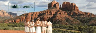 outdoor wedding venues az sedona outdoor wedding venues