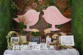 garden wedding decoration by sheraton bandung hotel