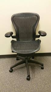 Used Herman Miller Office Furniture by Used Herman Miler Aeron Chairs