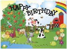 farming birthday cards sibling farm fall birthday card brother